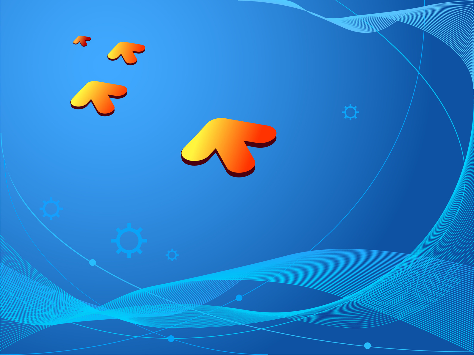 Abstract wallpaper with business concept