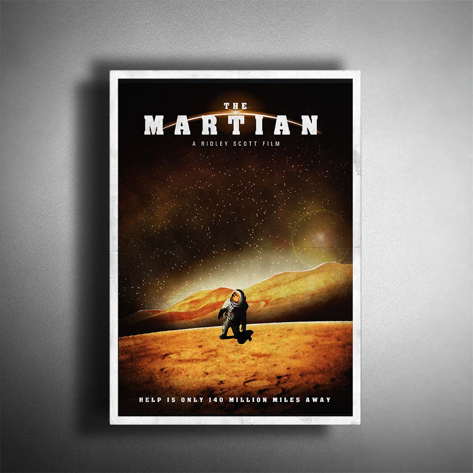 The Martian by ultrastjarna
