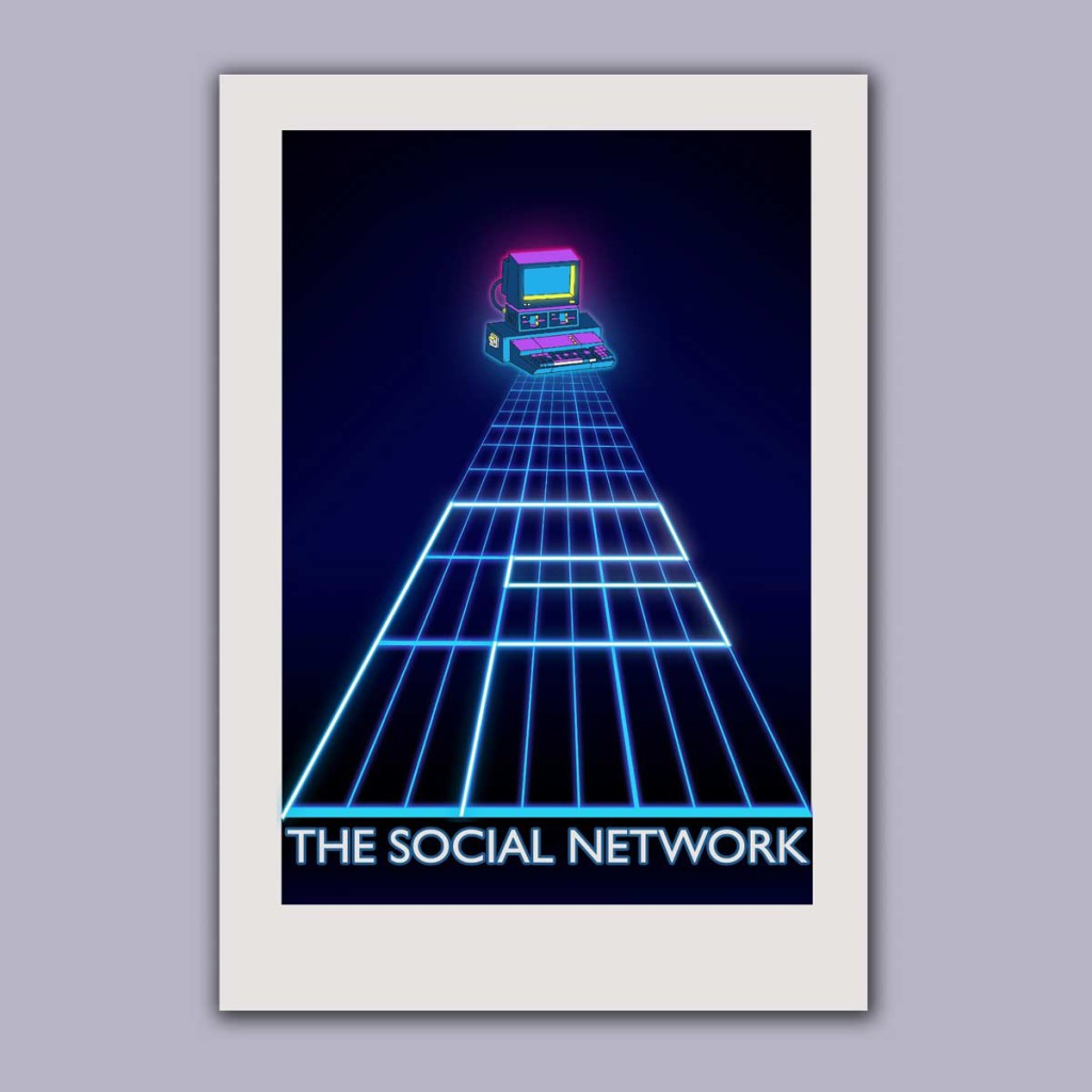 The Social Network by wiktia