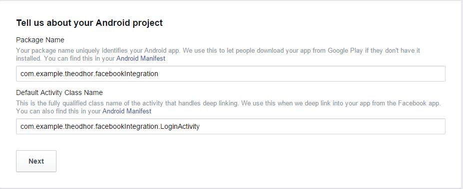 Integrating the Facebook API with Android — SitePoint