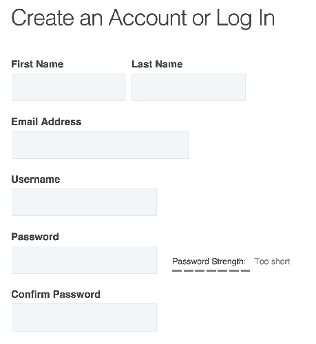 iThemes Sync Create Account