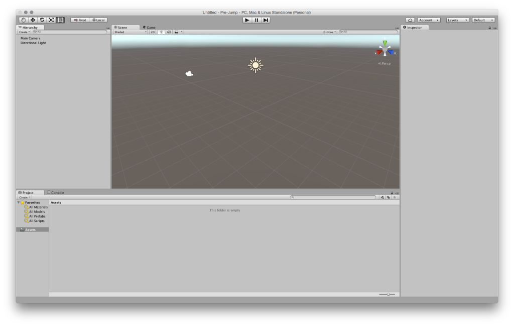 Creating a WebGL Game with Unity 5 and JavaScript — SitePoint