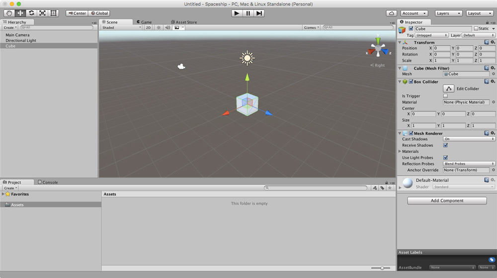 Developing 3D Games with Unity 5 — SitePoint