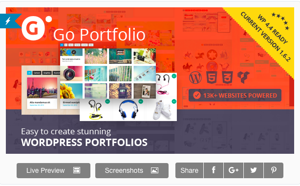 Go Portfolio by Granth
