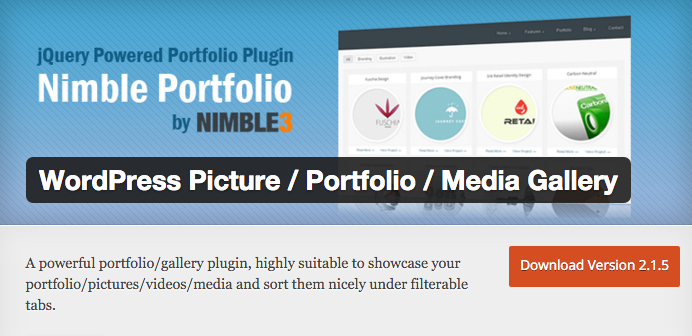 Nimble Portfolio by Nimble3