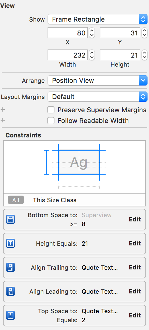 Self-Sizing Cells with UITableView and Auto Layout — SitePoint