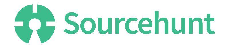Sourcehunt logo