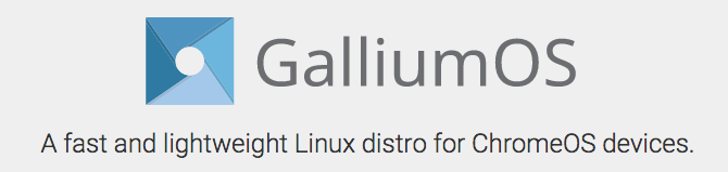 GalliumOS logo