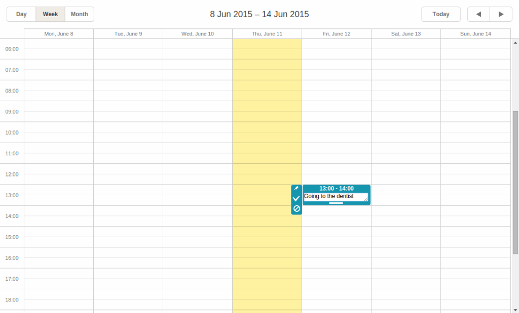 A Comparison of JavaScript Calendars and Schedulers — SitePoint