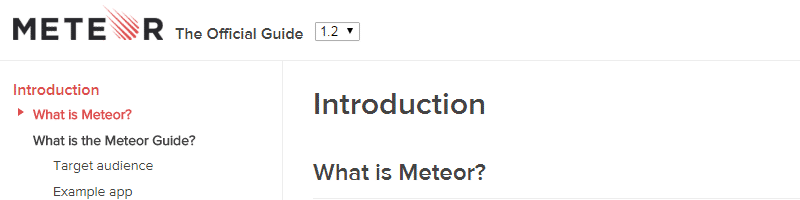 Meteor: The Official Guide