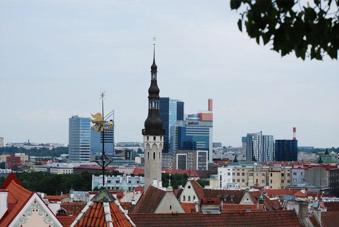 Estonia's Capitol, Tallin