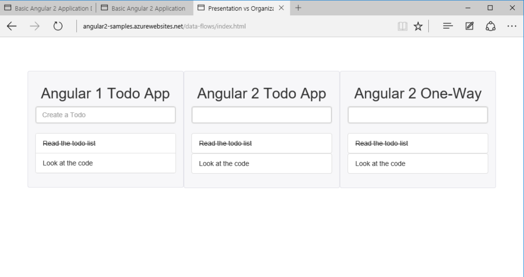 Data Flows with Angular 2 and Redux — SitePoint