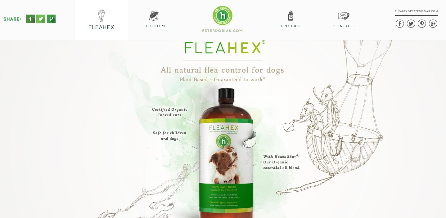 Flea Hex