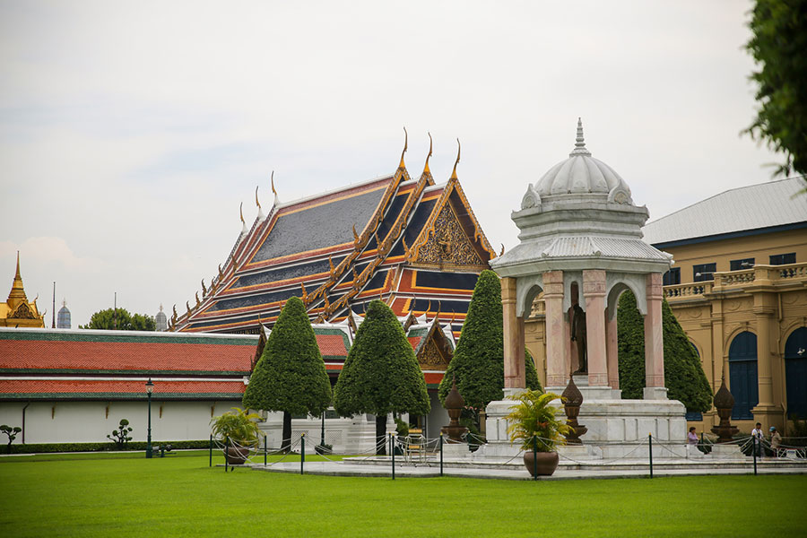 Great Palace, Thailand
