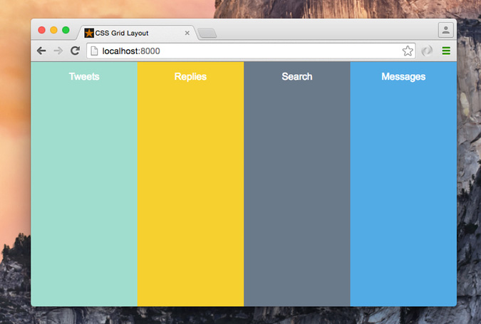 An Introduction To The Css Grid Layout Module Sitepoint