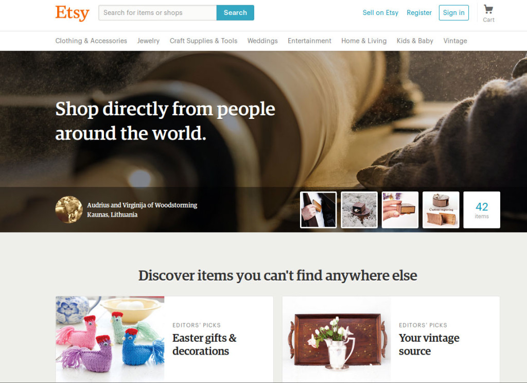 7 eBay Alternatives for eCommerce Sellers — SitePoint