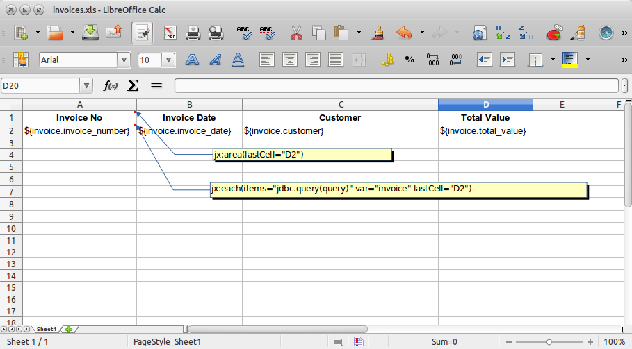 Ediblewildsus  Winning Easily Provide Excel Reports With Rails And Jxls With Outstanding We Are Defining The Template For The Report By Adding Headers Placeholders For Data And Comments For Jxls Related Metadata As You Can See We Can Format  With Cute Excel Sales Report Template Also Excel Calculate Median In Addition Ranking Formula In Excel And Sum Text In Excel As Well As Excel Row Formula Additionally Pivot Table Excel  Tutorial From Sitepointcom With Ediblewildsus  Outstanding Easily Provide Excel Reports With Rails And Jxls With Cute We Are Defining The Template For The Report By Adding Headers Placeholders For Data And Comments For Jxls Related Metadata As You Can See We Can Format  And Winning Excel Sales Report Template Also Excel Calculate Median In Addition Ranking Formula In Excel From Sitepointcom