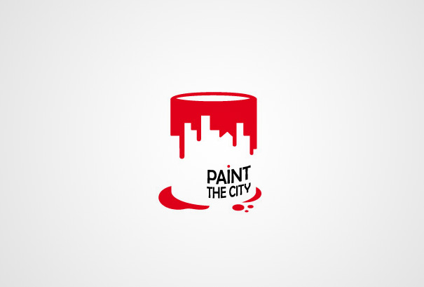 Paint the City logo