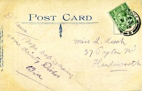 Postcard: