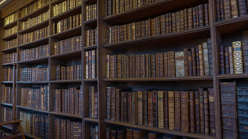 Christ Church Library, Oxford