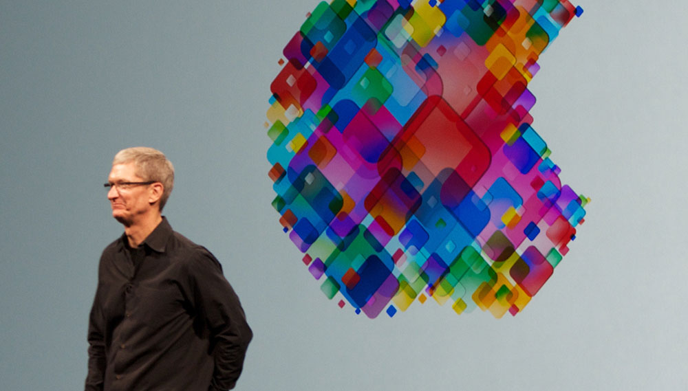 Tim Cook (Photo by Flickr user Mike Deerkoski)