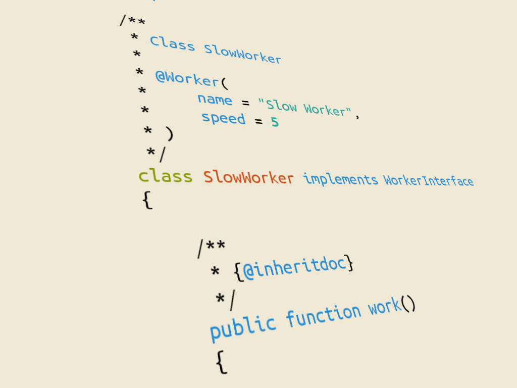 Your Own Custom Annotations - More than Just Comments