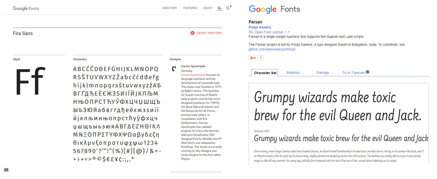Review: Is the New and Improved Google Fonts Better? — SitePoint