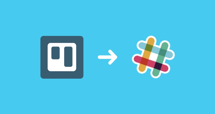 Trello to Slack workflow