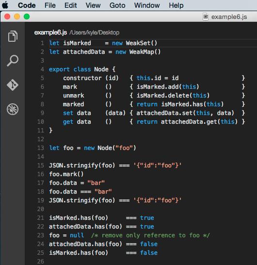 Example code - 6