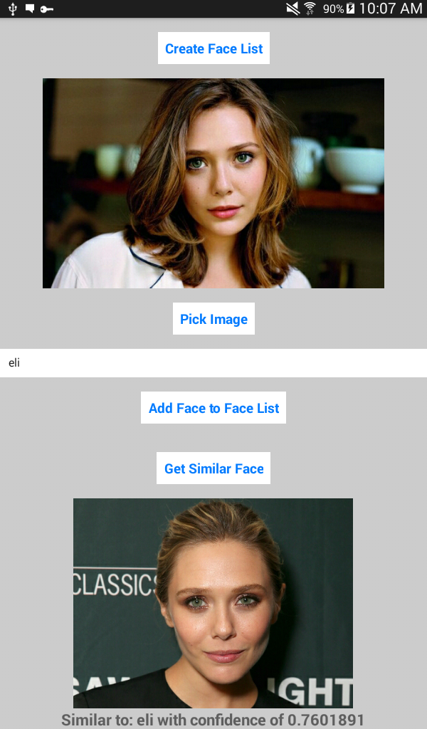 Use React Native to a Create a Face Recognition App — SitePoint
