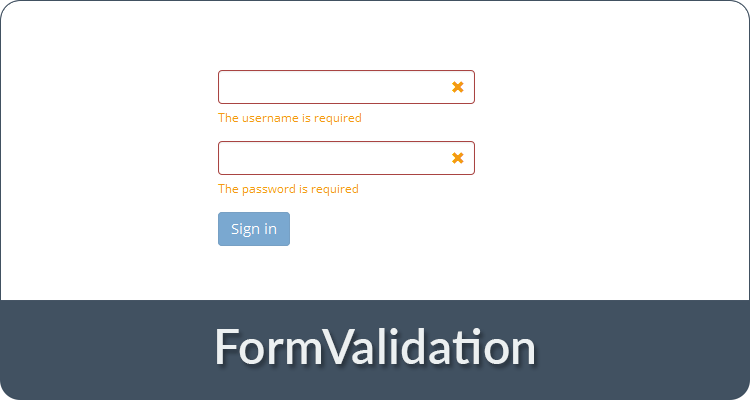 10 jQuery Form Validation Plugins — SitePoint