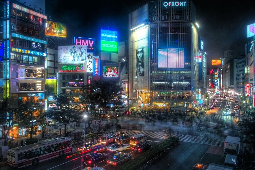 Java 9 - as hip as Shibuya