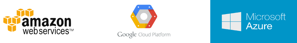 A Side-by-Side Comparison of AWS, Google Cloud and Azure