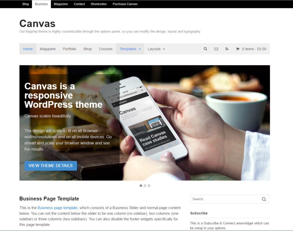 The Best WordPress Theme Framework Review  Genesis  Thesis  or     The Spinning Donut