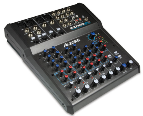 The Alesis MultiMix 8