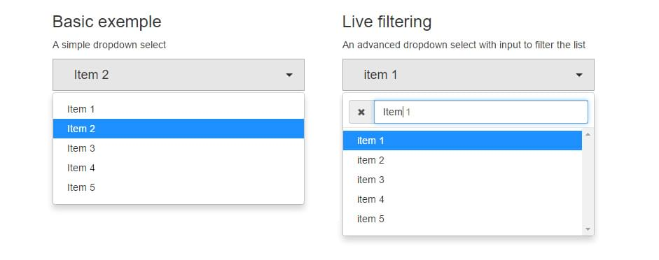 13 jQuery SelectBox/Drop-down Plugins — SitePoint
