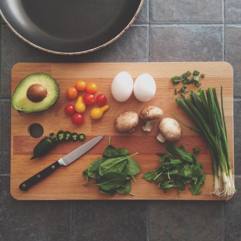 Non carb-y vegetables