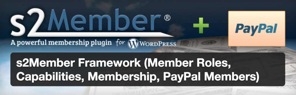 s2member Membership for WordPress