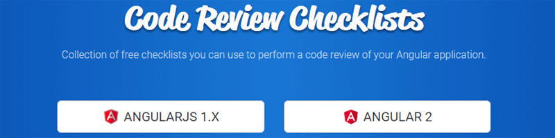 Angular Code Review
