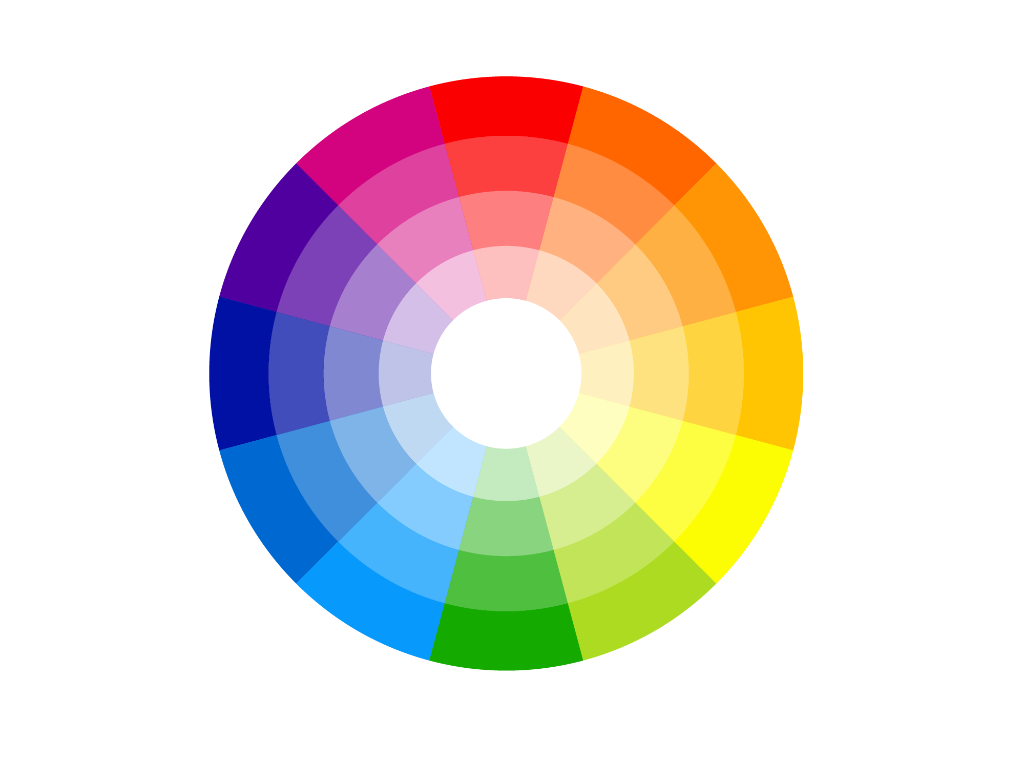using color schemes in mobile ui design \u2014 sitepoint complementary color diagram complementary color chart download