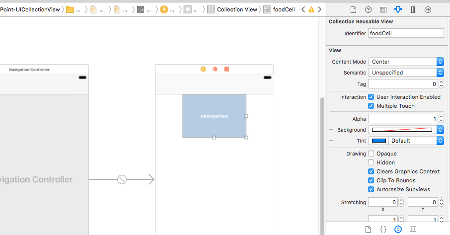 UICollectionView DataSourcePrefetching Example and