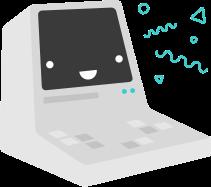 A Happy Computer