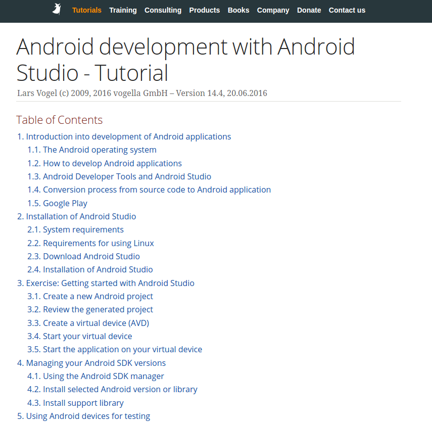 02 - Android Development - Tutorial