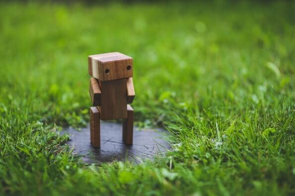 Mini Wooden Bot Chatbot