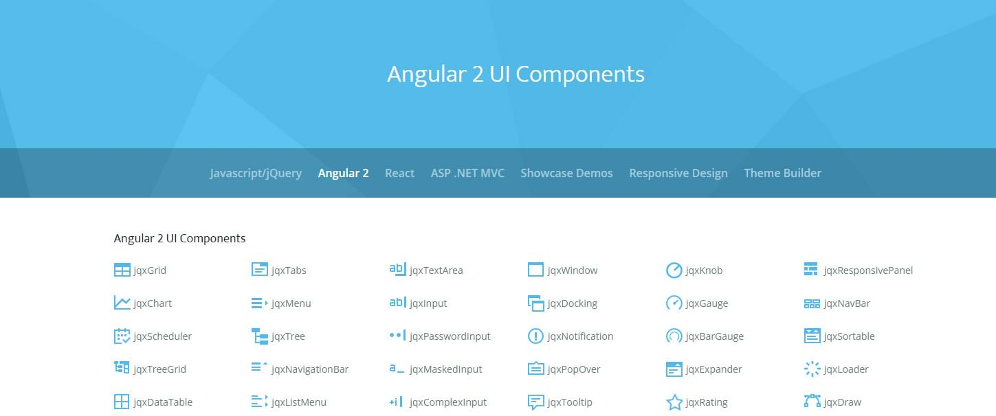 Top 5 jQuery UI Alternatives — SitePoint