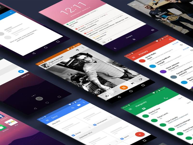 10 Free UI Kits for Android Nougat and iOS 10 — SitePoint