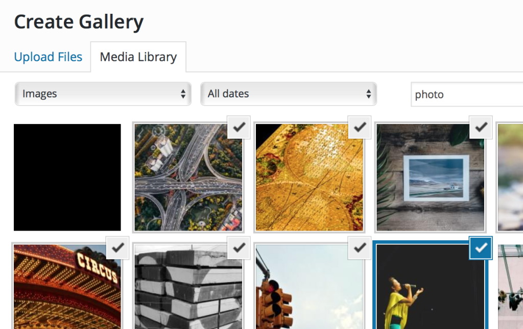 Select Gallery Images
