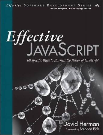 3. Best Book for Learning JavaScript - Effective JavaScript