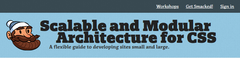 Scalar Modular Architecture for CSS or SMACSS
