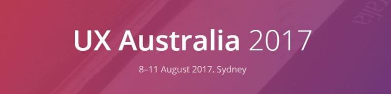UX Australia 2017